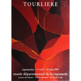 Affiche Tourlière, Tapisseries