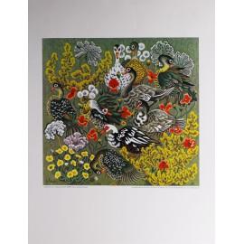 Poster Canards de Loul, d'après Dom Robert